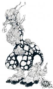 Olen Elvi Suonperä, 19-vuotias, opiskelen Limingan taidekoulussa ensimmäistä vuotta sarjakuva-linjalla tällä hetkellä. Opiskelin kuvataidetta jo 10 vuotta Oulun taidekoulussa ennen Liminkaan tuloa. Tykkään piirtää chimeroja, eläimiä, (self inserttiä ja fanarttiakin) ja suunnitella hahmoja, sekä haavelein, että tekisin niistä joskus vielä jotain isompaa sarjaa kuten esim. sarjakuvaa tai animaatiota. https://www.deviantart.com/ejaki(aktiivisin mediani tällä hetkellä ja pitkään ollut) https://www.instagram.com/ejakiza/ https://twitter.com/Ejaki3